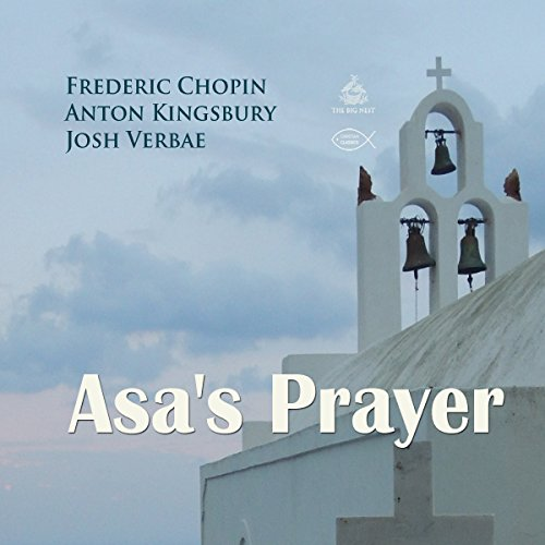 Asa's Prayer audiobook cover art