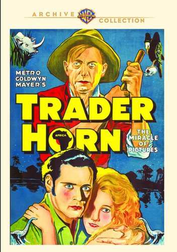 Trader Horn [1931] [DVD-AUDIO]