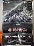 Original Spanish Movie Poster The Perfect Storm La...