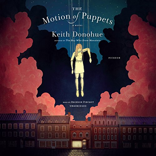 The Motion of Puppets audiobook cover art