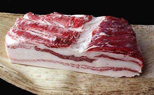 イベリコ豚専門店スエヒロ家 イベリコ豚 バラ ブロック 肉 (塊肉) 1kg