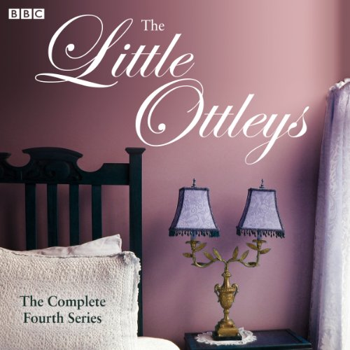 The Little Ottleys (Series 4) audiobook cover art