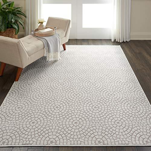 Amazon Brand - Movian Archar - Tappeto rettangolare, 182,9 x 121,9 cm (Lu x La), motivo geometrico