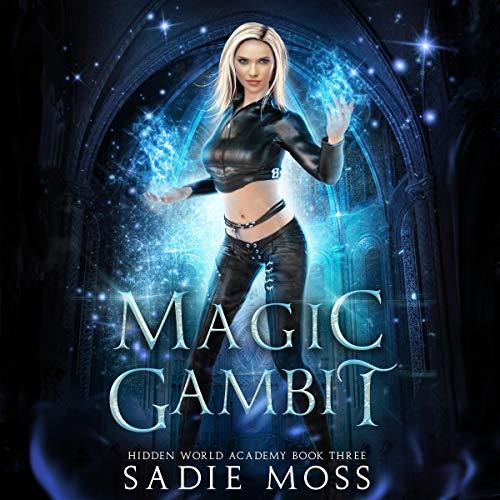 Magic Gambit cover art