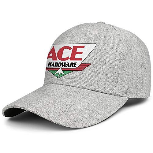 ZWZHI Ace-Hardware-Logo Men Women Awesome Trucker Cap Travel Hat Adjustable Snapback