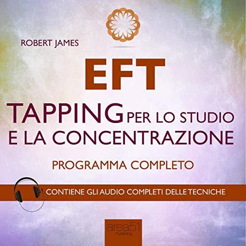 EFT: Tapping per lo studio e la concentrazione copertina