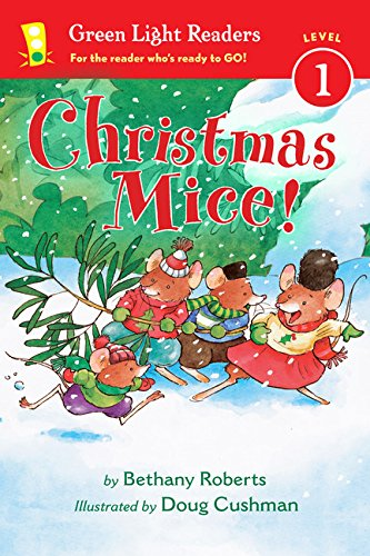 Christmas Mice! (Green Light Readers Level 1)