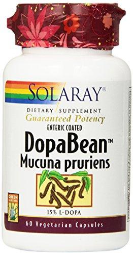 Solaray Dopabean, 333 mg, 60 Count