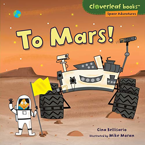 To Mars! cover art