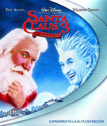 Santa Claus 3: Por una navidad sin frío [Blu-ray]