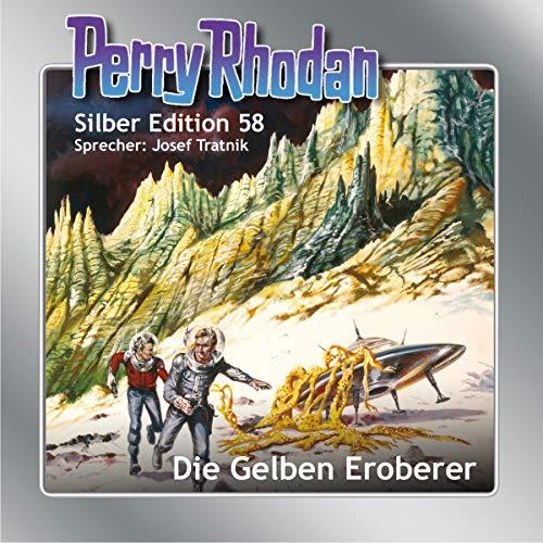 Die Gelben Eroberer audiobook cover art