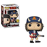 AC/DC Funko Pop Rocks Vinyl Figure Angus Young Chase