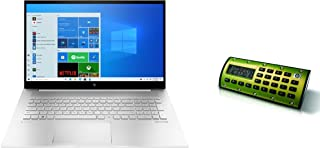 """2021 Latest HP Envy 17T 17.3"""" FHD Touch Display Core I7-1165G7 Up to 4.7GHz 32GB 2TB SSD NVIDIA GeForce MX450 2GB Graphics..."""