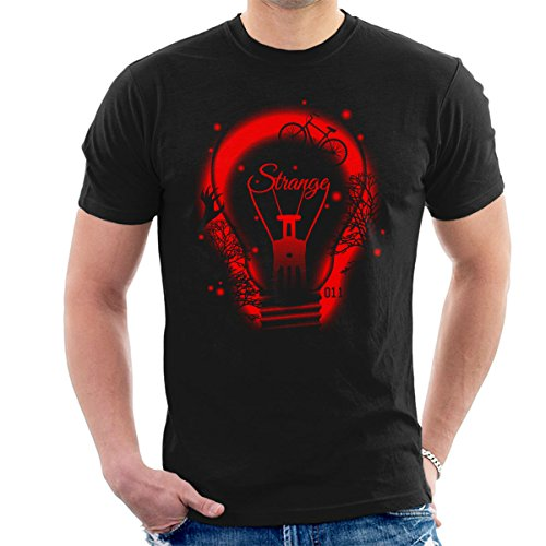 Strange Atmosphere Stranger Things Men's T-Shirt