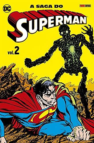 A Saga do Superman vol. 02