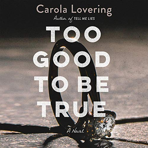 Too Good to Be True Audiobook By Carola Lovering cover art