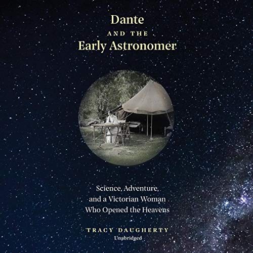 Dante and the Early Astronomer audiobook cover art