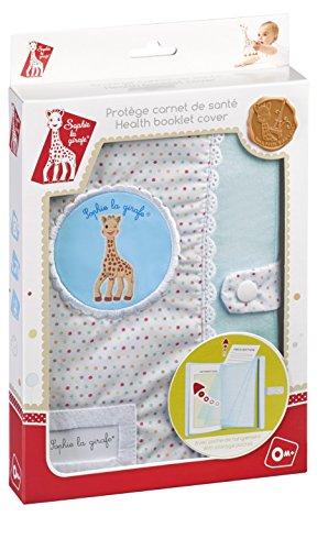 Vulli - Fresh Touch - Sophie la Girafe - Protège Carnet de Santé