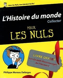L'Histoire du monde pour les Nuls : Coffret collector 2 volumes by Philippe Moreau Defarges (2013-10-03)