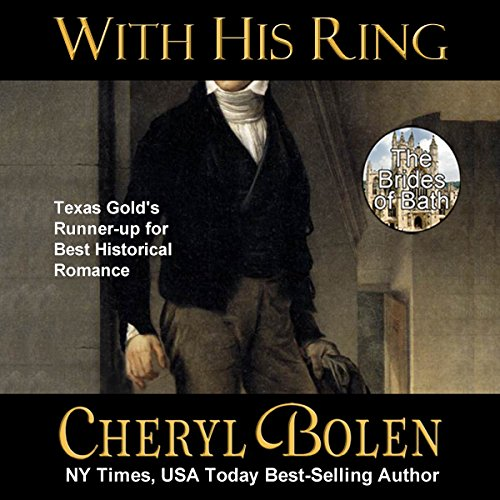 With His Ring audiobook cover art