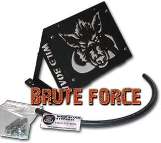 brute force radiator relocation kit