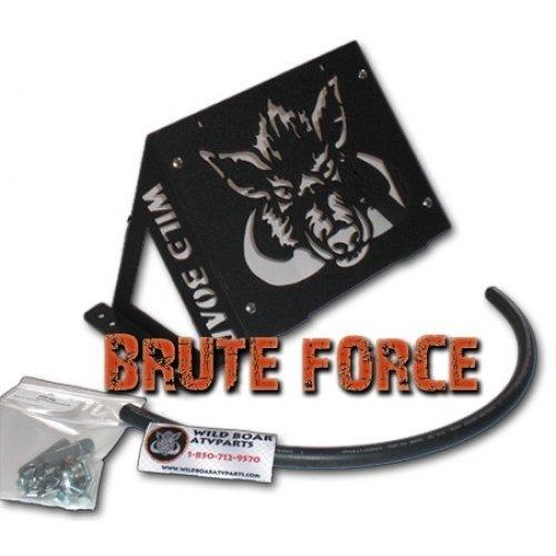Kawasaki Brute Force 650i/750i (05-11) -Radiator Relocation Kit