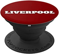 Liverpool United Kingdom - PopSockets Grip and Stand for Phones and Tablets
