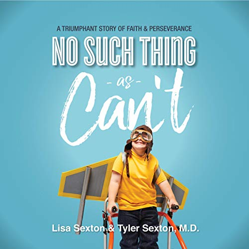 No Such Thing as Can't audiobook cover art