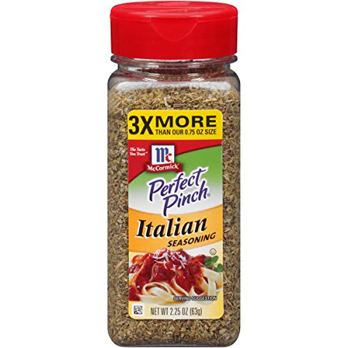 McCormick Perfect Pinch, Italian Seasoning, 2.25 oz