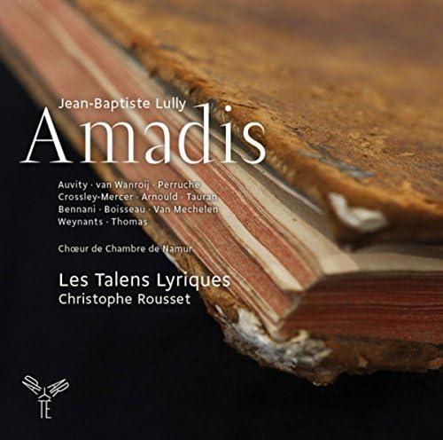 Christophe Rousset, Les Talens Lyriques, Chœur de Chambre de Namur, Cyril Auvity & Judith Van Wanroij