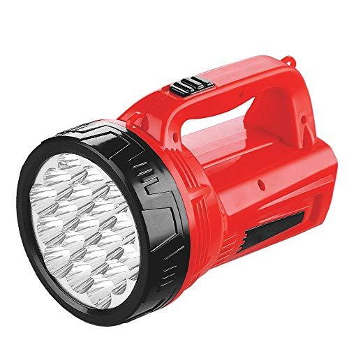 RMXMY Lampe de Poche Pratique Rechargeable en Plein air de lumière portative Rechargeable extérieure Ultra-Lumineuse pour la Maison