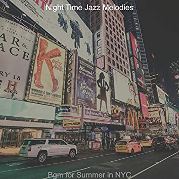 Bgm for Summer in NYC
