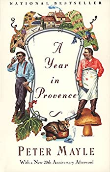 Paperback A Year in Provence Book