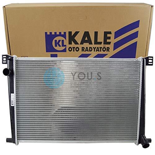 KALE Wasserkühler Motorkühlung Netzmaße: 600 x 420 x 18 mm - 17118675266