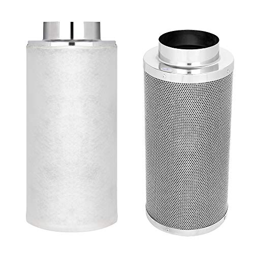 CoolGrows 6 inch Air Carbon Filter