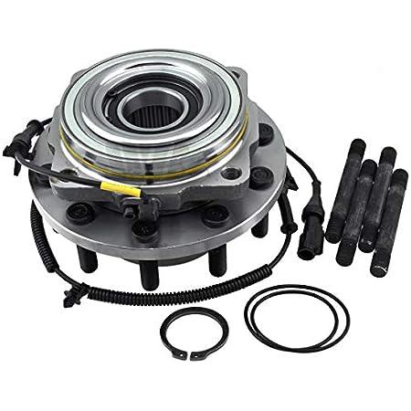 WA515050 Front Wheel Hub Bearing Assembly Interchange 515050 SP470200 BR930456