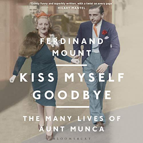 Kiss Myself Goodbye cover art