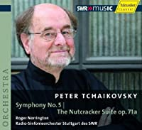 Symphony No. 5 & Nutcracker Suite by PETER TSCHAIKOVSKY (2009-03-10)