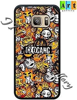GNU Art Gallery New Custom Design Case for Samsung Galaxy S7 EdgeSU4900-glo gang chief keef (Only Fit Samsung Galaxy S7 Edge)