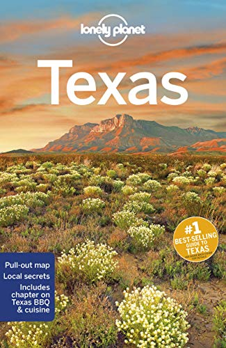 Lonely Planet Texas 5 (Travel Guide)