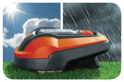 How Do Robotic Lawn Mowers Work - Slopes