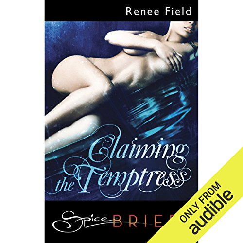 Claiming the Temptress audiobook cover art