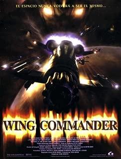 Wing Commander Poster B 27x40 Freddie Prinze Jr. Matthew Lillard Saffron Burrows