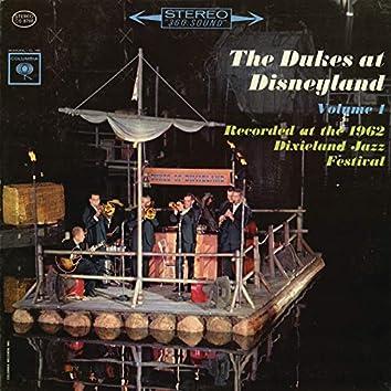 The Dukes At Disneyland