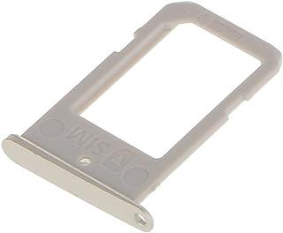 MagiDeal Phone SIM-korthållare fack behållare för Samsung Galaxy s6edge silver
