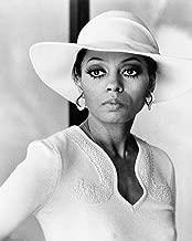 Mahogany Diana Ross Fashion With Hat 8x10 Promotional Photo