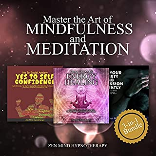 Master the Art of Mindfulness, Headspace and Meditation in This 3 Hour Bundle audiobook cover art