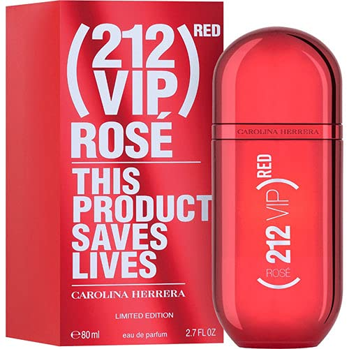 Perfume 212 VIP Rosé Red - Carolina Herrera - Eau de Parfum Carolina Herrera Feminino Eau de Parfum
