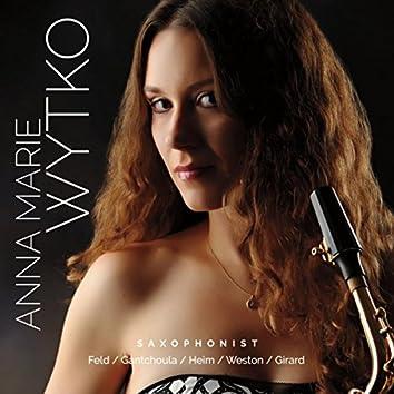Anna Marie Wytko, Saxophonist