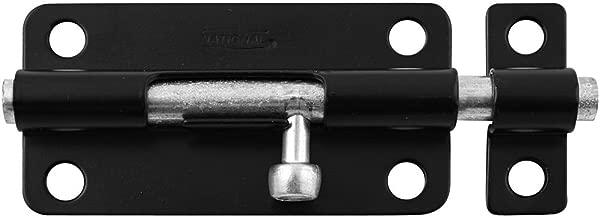 National Hardware N151-621 V834 Barrel Bolt in Black